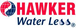 hawker waterless logo
