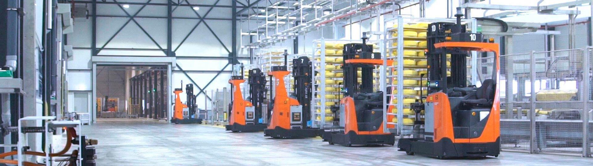 Автоматизация на складе