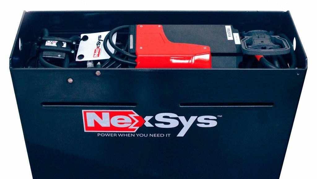 тяговая батарея NexSys
