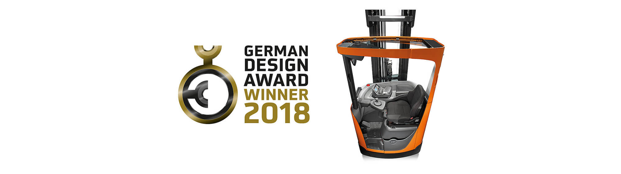 BT Reflex R-series получил награду German Design Award 2018
